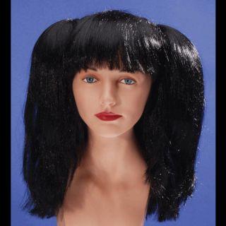 Long Blonde Pigtail Wig