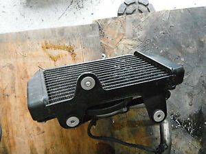 2007 Yamaha Phazer Radiator w Cooling Fan PZ50MW Mountain Snowmobile FX
