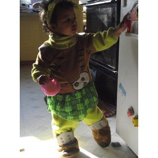 Official Princess Fiona Warrior Shrek Forever After Costume Infant 0 6 Months