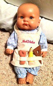 Berenguer Newborn Real Baby Boy Doll Unique Clothes Tru Value Apron Toy Tools