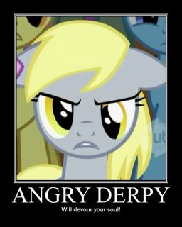 My Little Pony Custom Plush Hoodie Scarf Meme Derpy Hooves Hat Cosplay MLP FIM