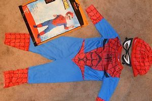 Spiderman Costume 2T