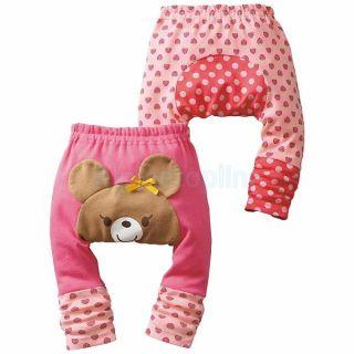 Toddler Baby Girls Boys Warmer Socks Pants PP Pants for Baby Height 80 90 100cm