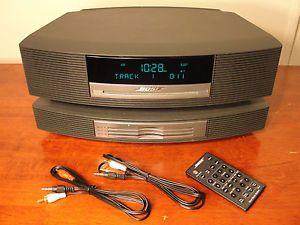 Bose Wave Music System III Am FM Radio CD Player Player