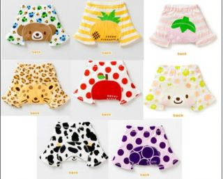 New Baby Boys Girls Kids Short Pants Baby Colorful Cotton Short Pants PP S77