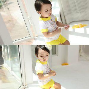 "2pcs Vaenait Baby Toddler Kids Girl Clothes Outfits T Shrit Pants""Butterfly"""