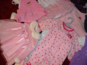 Baby Girl Clothes Preemie Newborn 0 3 6mos Sleepers Snowsuit 15pcs Extra Nice