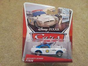Disney Pixar Cars 2 • Security Guard Finn McMissile • Tokyo Airport Disguise