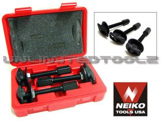 Rear Axle Bearing Puller Set Auto Tools Removal Extract Repair Installer Case HD