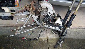 Honda Dirt Bike Parts