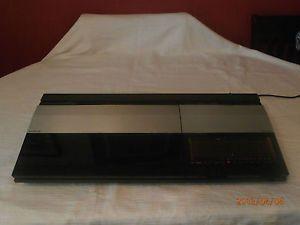 Vintage 80s Bang Olufsen Beocenter 2100 Cassette Amplifier Radio Tuner