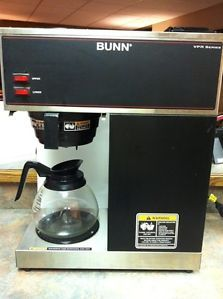 Bunn Coffee Maker Vpr : bunn coffee makers commercial on PopScreen
