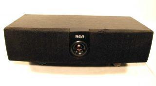 RCA RT2280 Center Channel Speaker Home Theater Surround Sound Center Speaker RCA