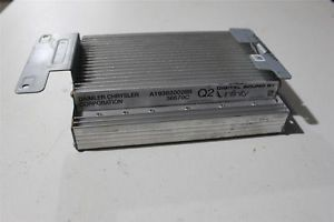 06 Chrysler Crossfire Amplifier Infinity Amp Audio System A 1938200489