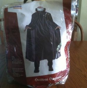 NWOT Child's Headless Horseman Costume Medium 8 10