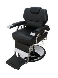 Black Bestsalon Premium Hydraulic Recline Barber Chair Styling Salon Beauty 37