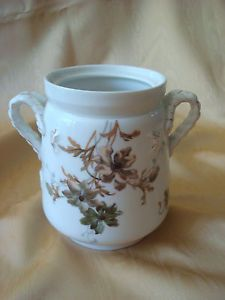 "Haviland Limoges Porcelain China Dinnerware ""Old Blackberry"" Vase"