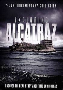 Exploring Alcatraz Documentary Series DVD 683904528018