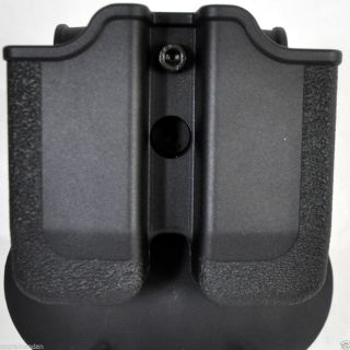 Taurus 24 7 40 s w 357 Sig Sauer P250 P229 Double Dual Mag Magazine Pouch