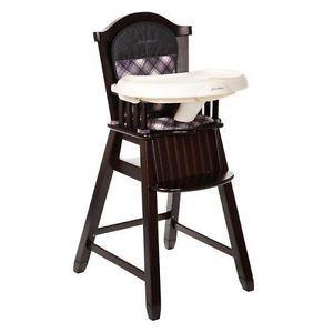 Eddie Bauer Classic High Chair Brooke New