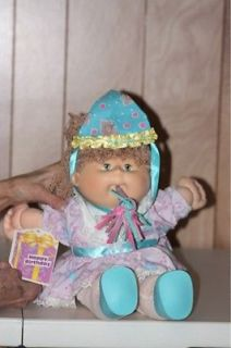 1990 Vintage Antique Nostalgic Cabbage Patch Kids Collectible Doll