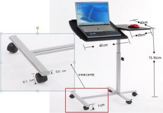 Home Office Furniture Laptop Table Desk Bed Stand Tray Notebook Table Lapdesk