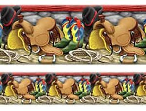 Western Theme Border Roll Scene Setters Party Supplies