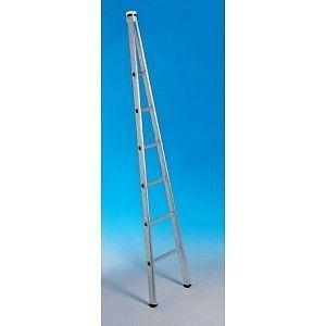 1 8M 6` Single Section Aluminium Window Cleaning Ladder