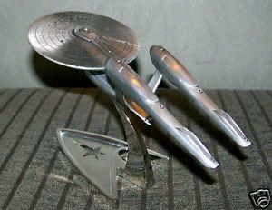 2009 Star Trek Movie USS Enterprise 1701 Replica Model