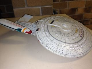 Playmates Star Trek USS Enterprise D
