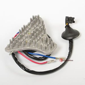 W124 AC Heater Fan Blower Resistor Regulator Control Motor Climate Replacement