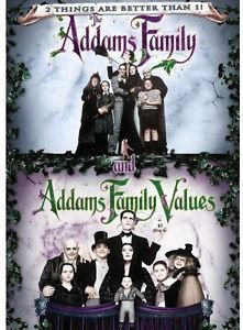 Addams Family Addams Family Values DVD New 883929322213