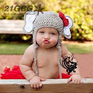 Amazon.com: baby shower gift, elephant nursery, elephant hat ... | 300x300
