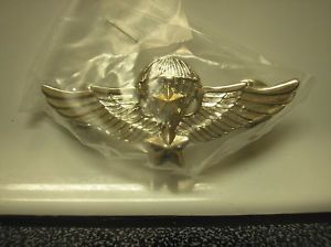 Foreign Badges Republic of Vietnam Senior Jump Wings