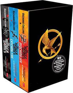 Classical Hunger Games Catching Fire Mockingjay Books Collection Set Gift Pack