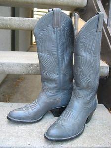 Tony Lama Cowboy Boot Mens 8