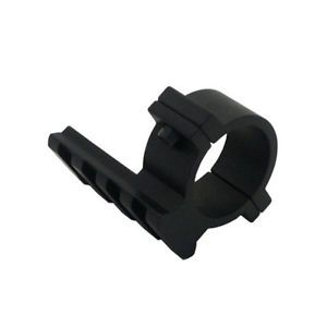 New Golberg 1 inch Piggyback Scope Mount Rail for Red Dots Lasers Flashlights