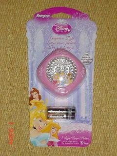Disney Princess Anywhere Light Lamp Flashlight Kid New