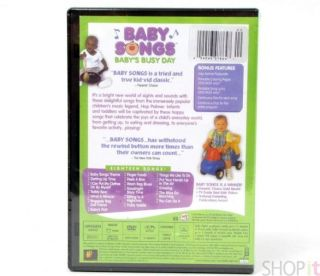 babysongs more baby songs vhs on PopScreen