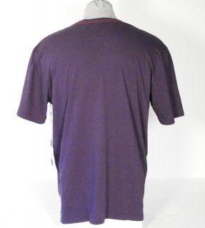 Spyder Evil Eye Mens Purple SS Tee Shirt