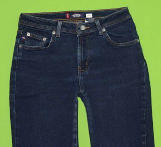 Bongo Sz 9 x 25 Capri Stretch Womens Juniors Blue Jeans Denim Pants GL33