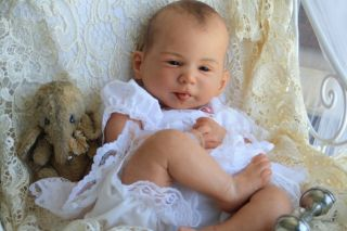 Reborn Cathy Auer Baby Girl Sold Out A Heavens Breath Nursery Creation
