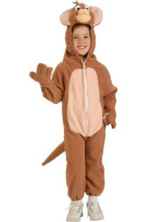 Rubies Deluxe Child Tom Jerry Mouse Halloween Costume Medium 11612