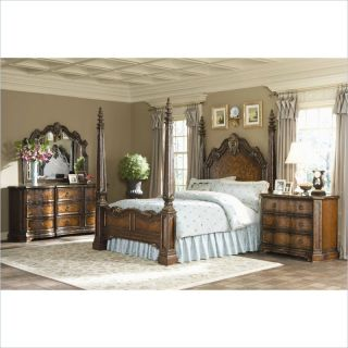 ... Hooker Furniture Beladora Poster Bed 5 Piece Bedroom Set 698 90 2XX  Poster 5PKG ...