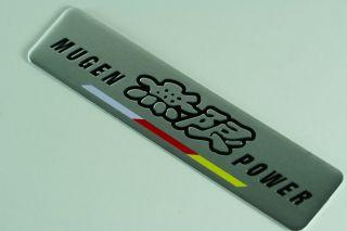 Car Exterior Parts Mugen Power Honda Car Modification Brand Signage Vpower HK