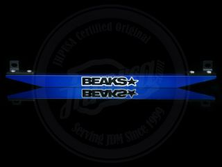 Beaks Rear Lower Tie Bar 96 97 98 99 00 Civic Blue