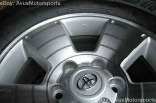 "2013 Toyota Tacoma Factory 17"" TRD Wheels Tires Land Cruiser 4Runner Tundra"