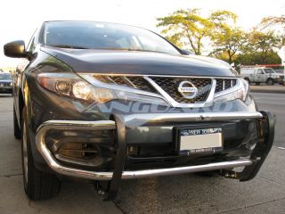 09 13 Nissan Murano Front Runner Push Bull Bar Grille Guard Bumper Protector s S