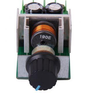 3X DC 6V 40V AC Motor Speed Control Controller Regulator with 148 Potentiometer