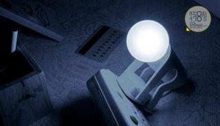 Baby Nursery Sensor LED Lamp Night Light White